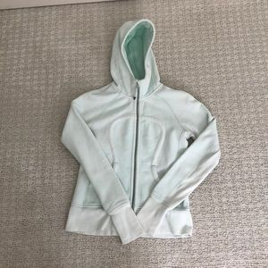 Light Blue lululemon hoodie
